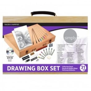 Simply Drawing Box Set