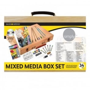 Simply Mixed Media Box Set