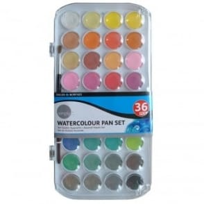 Simply Watercolour Pan Set 36 Colours