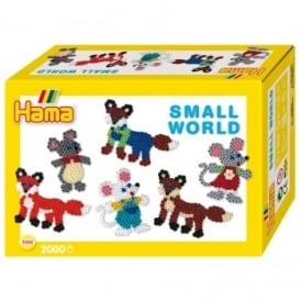 Small World Fox & Mouse