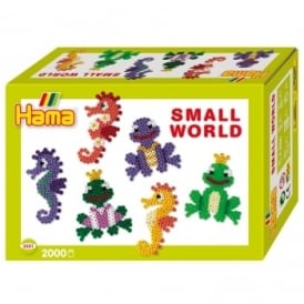 Small World Seahorse & Frog