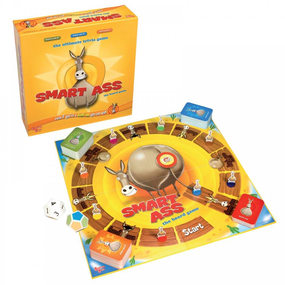 Smart Ass University Games From Uk