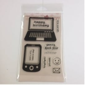 Smart Gadgets - Clear Magic 11 Set of Stamps