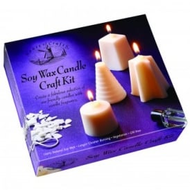 Soy Wax Candle Craft Kit*
