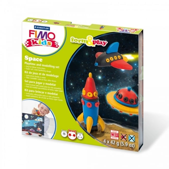Space Playtime and Modelling Set