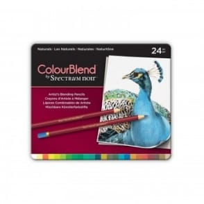 Spectrum Colourblend Pencils - Naturals