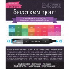 Spectrum Noir Brights 24 Pack