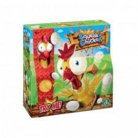 Squeaky Chicken Game*