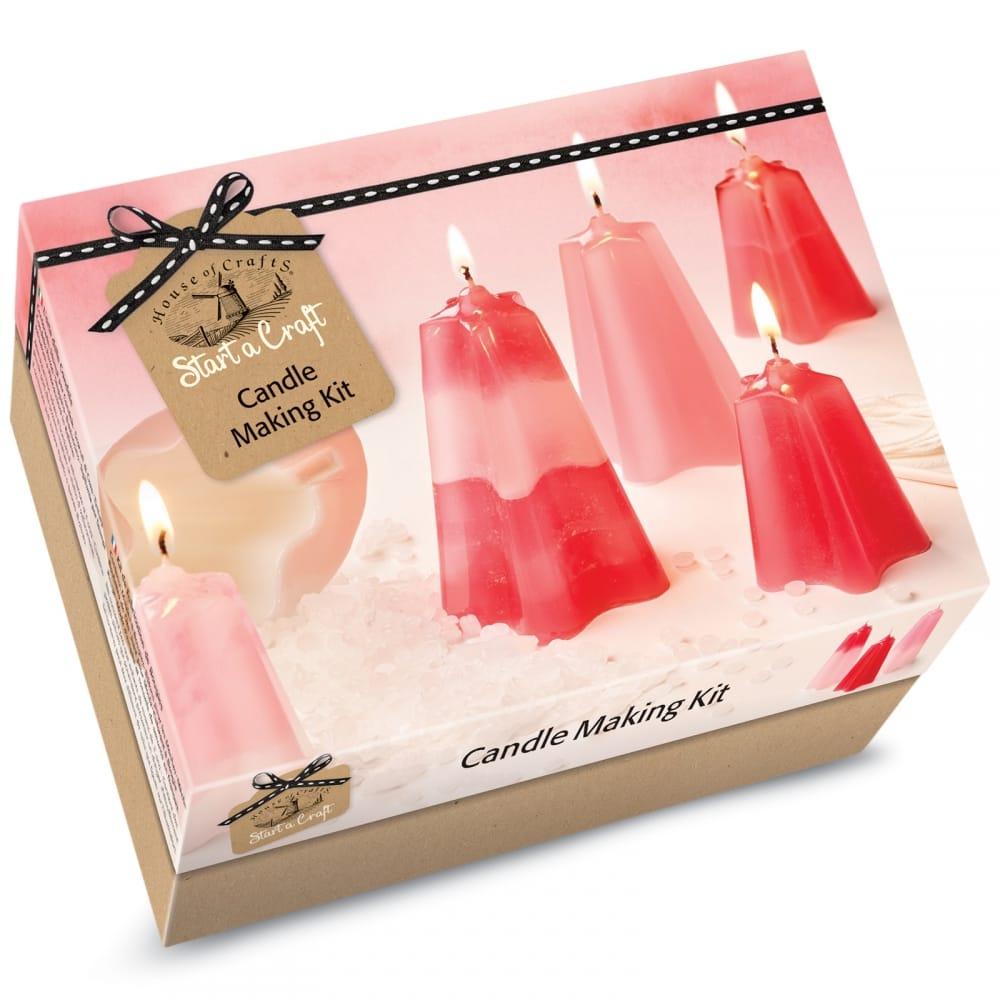 Start a Craft Candle Making Kit - CraftyArts.co.uk