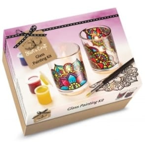Start a Craft Glass Painting Kit