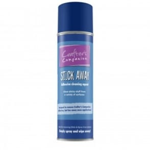 Stick Away Adhesive Cleaning Agent 250ml