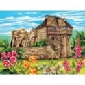 Stokesay Castle English Heritage Large Paint By Numbers*