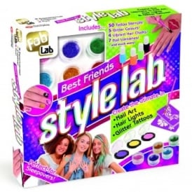 Style Lab Activity Kit