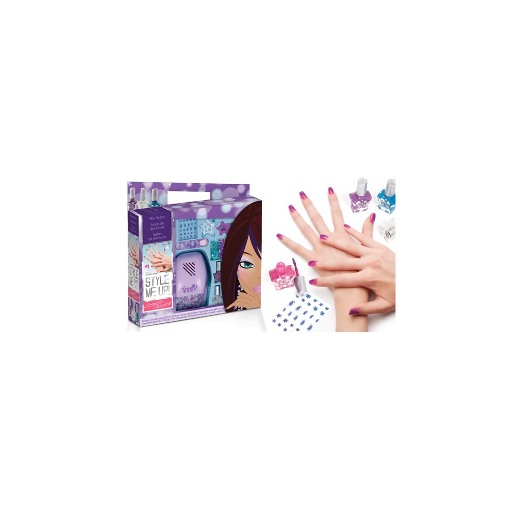 Style Me Up Nail Salon Four Trading From Uk