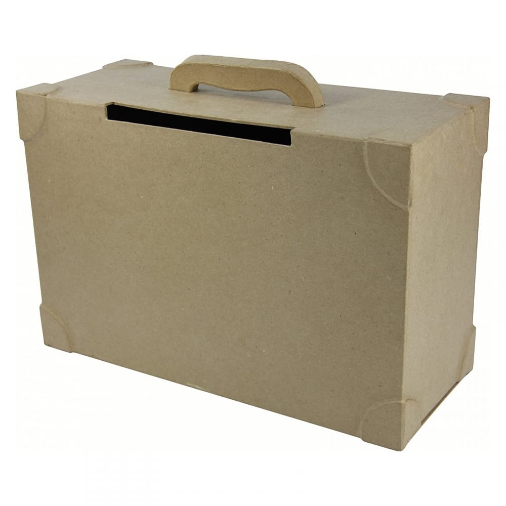 Letterbox Uk: Suitcase Post Box For Weddings***
