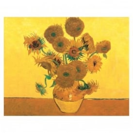Sunflowers The Artists Collection Painting by Numbers
