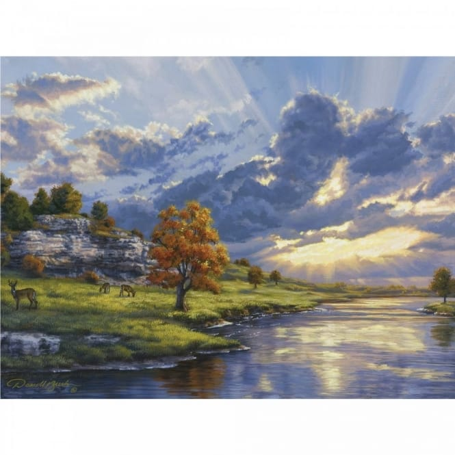 Sunrise The Artists Collection Painting by Numbers