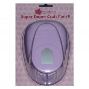 Super Duper Gift Tag Craft Punch