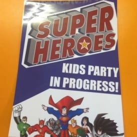 Super Hero Party | 2hrs