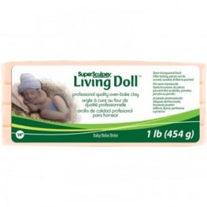 Super Living Doll Baby 454g/1lb