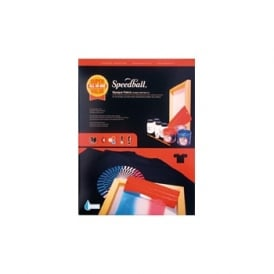 Super Value OPAQUE Fabric Screen Printing Kit