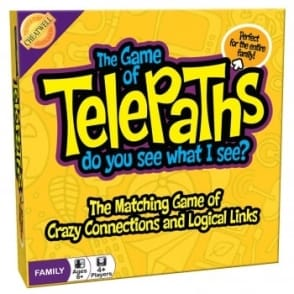 Telepaths Board Game