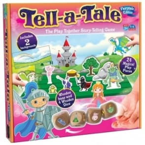 Tell-a-Tale Fairytale Story Telling Game