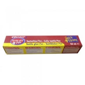 Textile Fabric Glue Plus 50ml