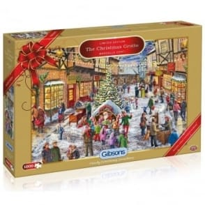 The Christmas Grotto 1000 Piece Puzzle