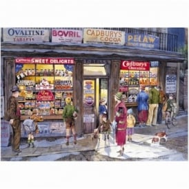 The Corner Shop 500 Piece Puzzle*