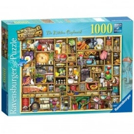 The Curious Kitchen Cupboard, 1000 Piece Puzzle