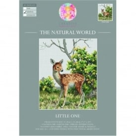 The Natural World Cross Stitch Kit - Little One