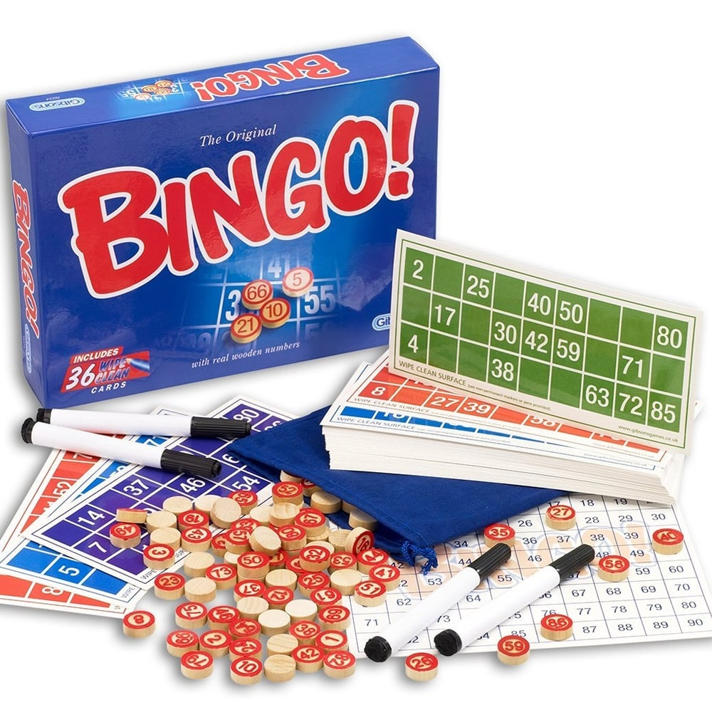Original Bingo Game