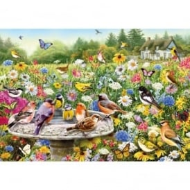 The Secret Garden 100 XXL Piece Puzzle