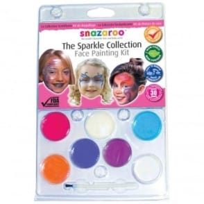 The Sparkle Collection Kit- Face Painting Kit