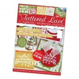 The Tattered Lace Magazine Christmas Special 2016