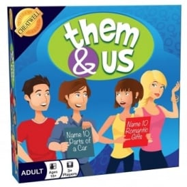 Them & Us Board Game