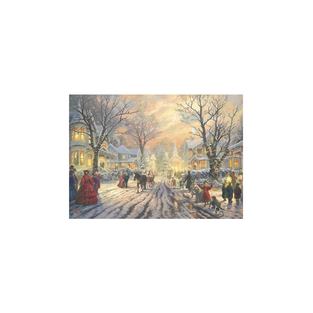 1000 Images About A Christmas Carol On Pinterest: Thomas Kinkade Victorian Christmas Carol