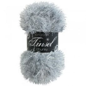 Tinsel Chunky Knit Yarn