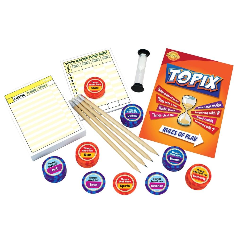 Cheatwell Games Topix
