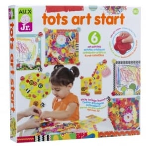 Tots Art and Craft Starter Kit