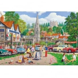 Treasure Hunt 500 Piece Puzzle
