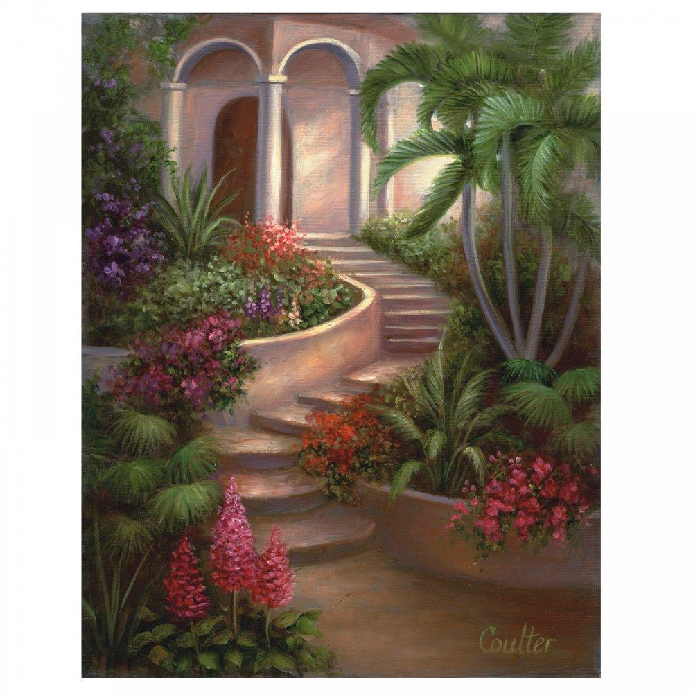 Tropical Garden - Masterpiece Set - CraftyArts.co.uk