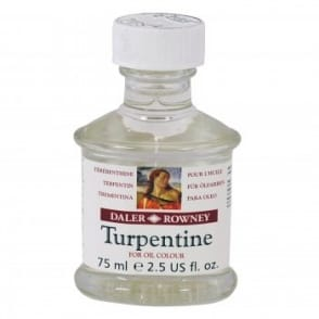 Turpentine for Oil Colour 75ml