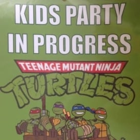Turtles Party | 2hrs | Contact us to Secure