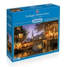 Twilight Reflections Jigsaw Puzzle 500 Pieces