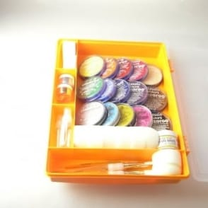 Ultimate Snazaroo Facepainting 40 Piece Bundle in Case