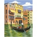Venice Medium Paint by Numbers