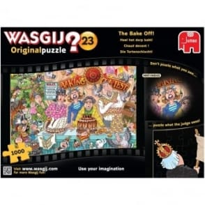 Wasgij Original 23 The Bake Off 1000 Piece Puzzle