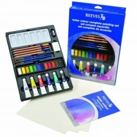 Water Colour Complete Painting Set